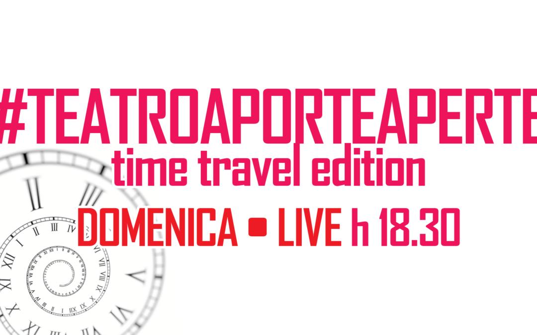 #Teatroaporteaperte